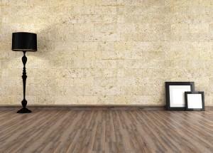 Empty old interior