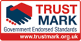 Government Trust Mark Logo