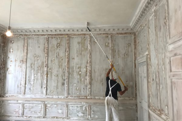 Enhancing those valued period features – Heritage Decorations Restoration Bath